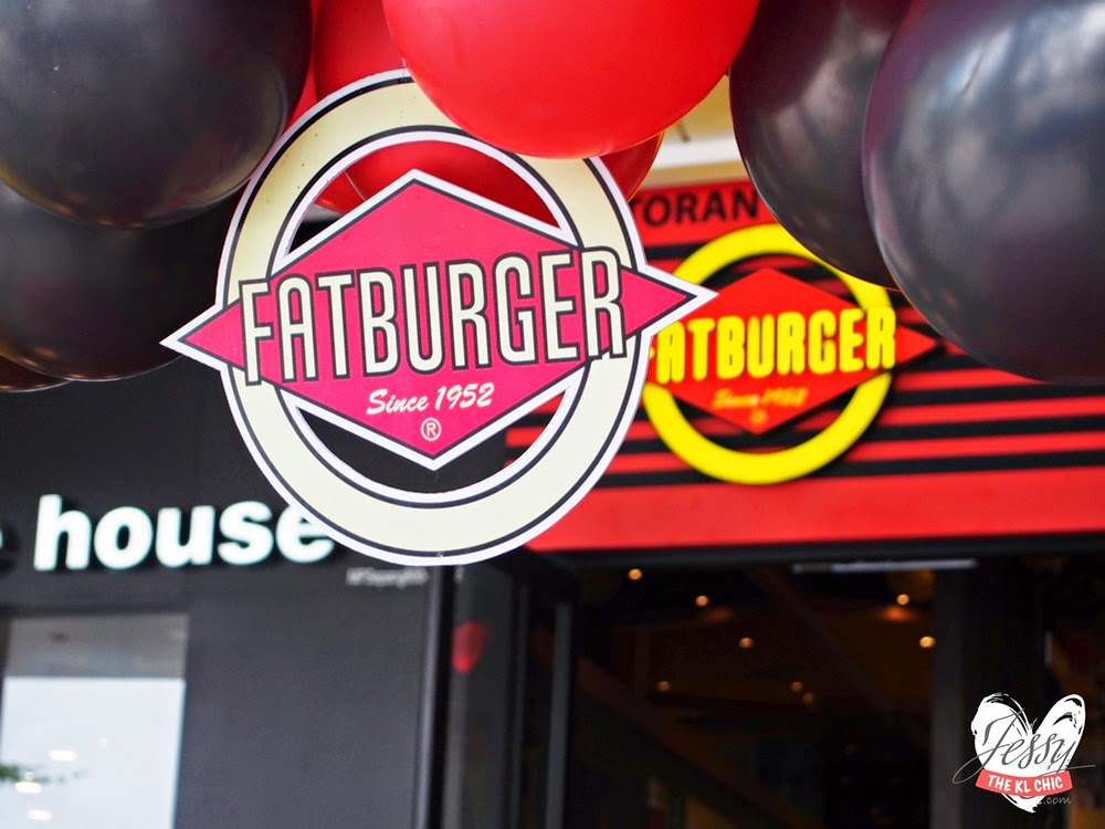 Food: Fatburger (IOI City Mall, Putrajaya)