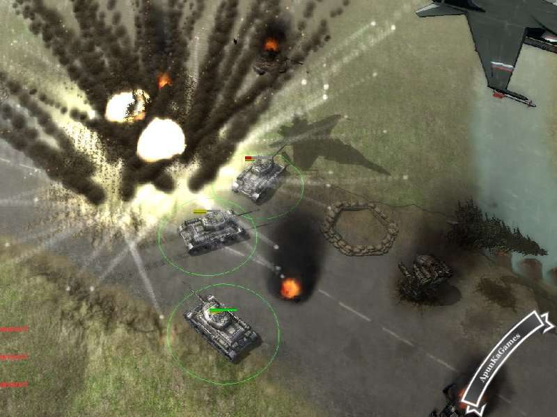 Chronostorm: Siberian Strike Screenshots