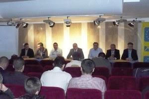 Sedinta BPN al TNL la Giurgiu