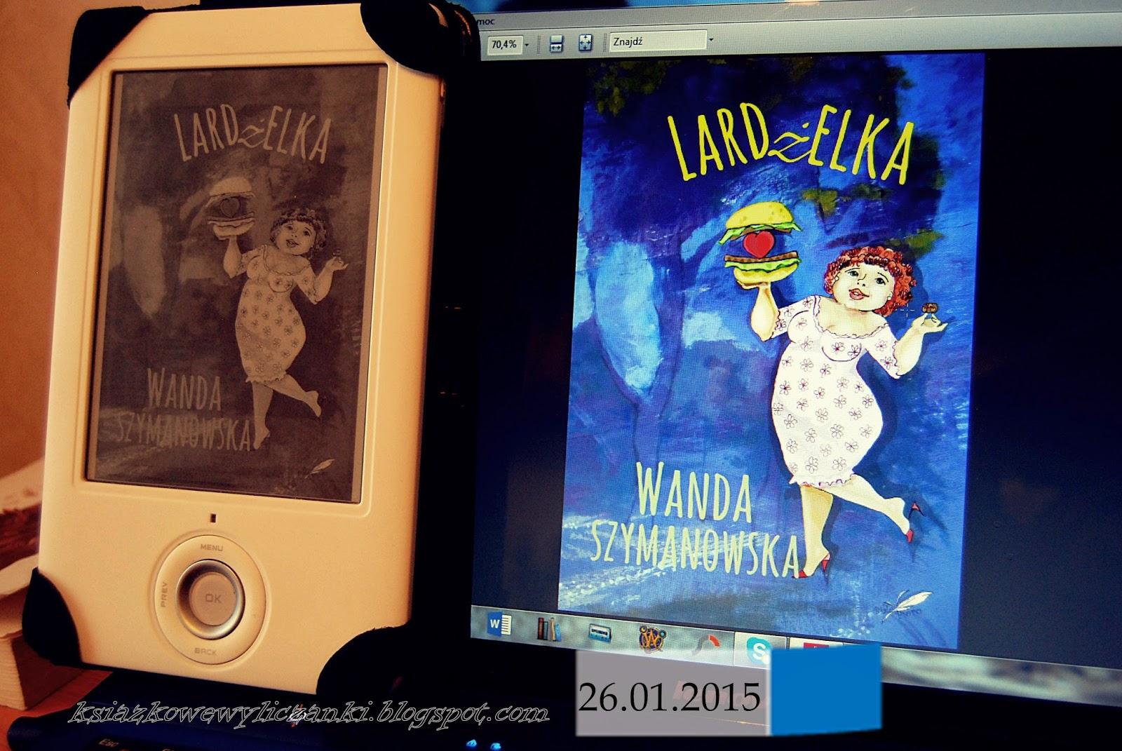 """""""Lardżelka"""" Wanda Szymanowska"""