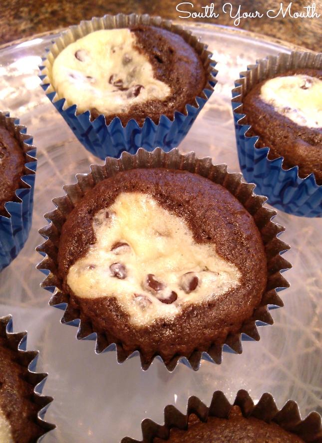 Recipe For Black Bottom Cupcakes Using Cake Mix