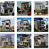 10 gambar desain rumah minimalis 2 lantai