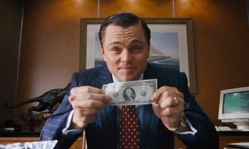 el-lobo-de-wall-street-dicaprio-dinero-oficina