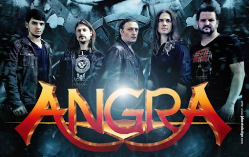 Angra - Discografia completa