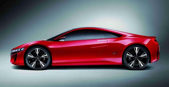 Acura Concept NSX 2013 | Car Wallpaper