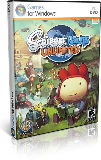Scribblenauts Unlimited PC Full Español Descargar 2012 DVD5