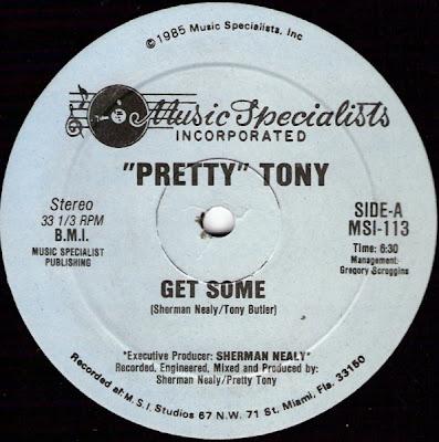 """Pretty"" Tony – Jam The Box (1985) 12'' – 320 kb/s"