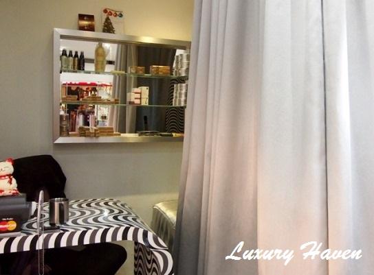 face hut facial massage services