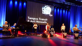 Tempus Transit & Jurij Novoselić, Lifelines Roedelius / photo S. Mazars