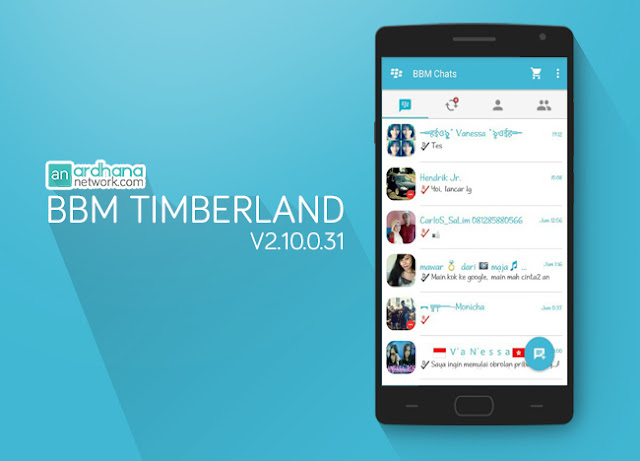 BBM Timberland V2