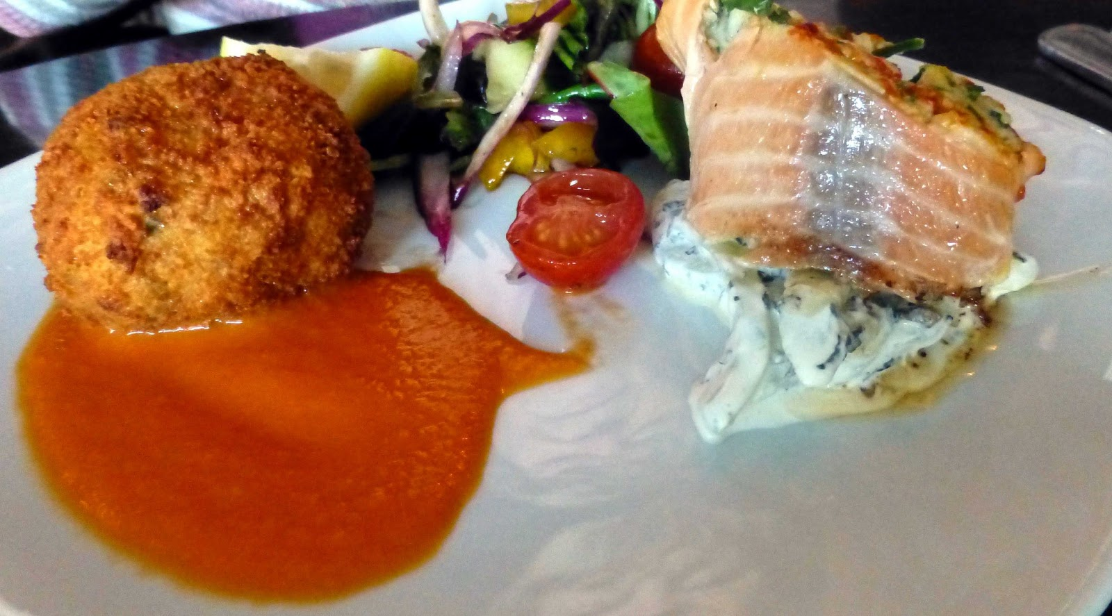 Restaurants and food youghal welcome for renovated walter for Bar food youghal