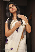 Alekhya Latest Photos in Saree at Donga Prema Audio-thumbnail-10