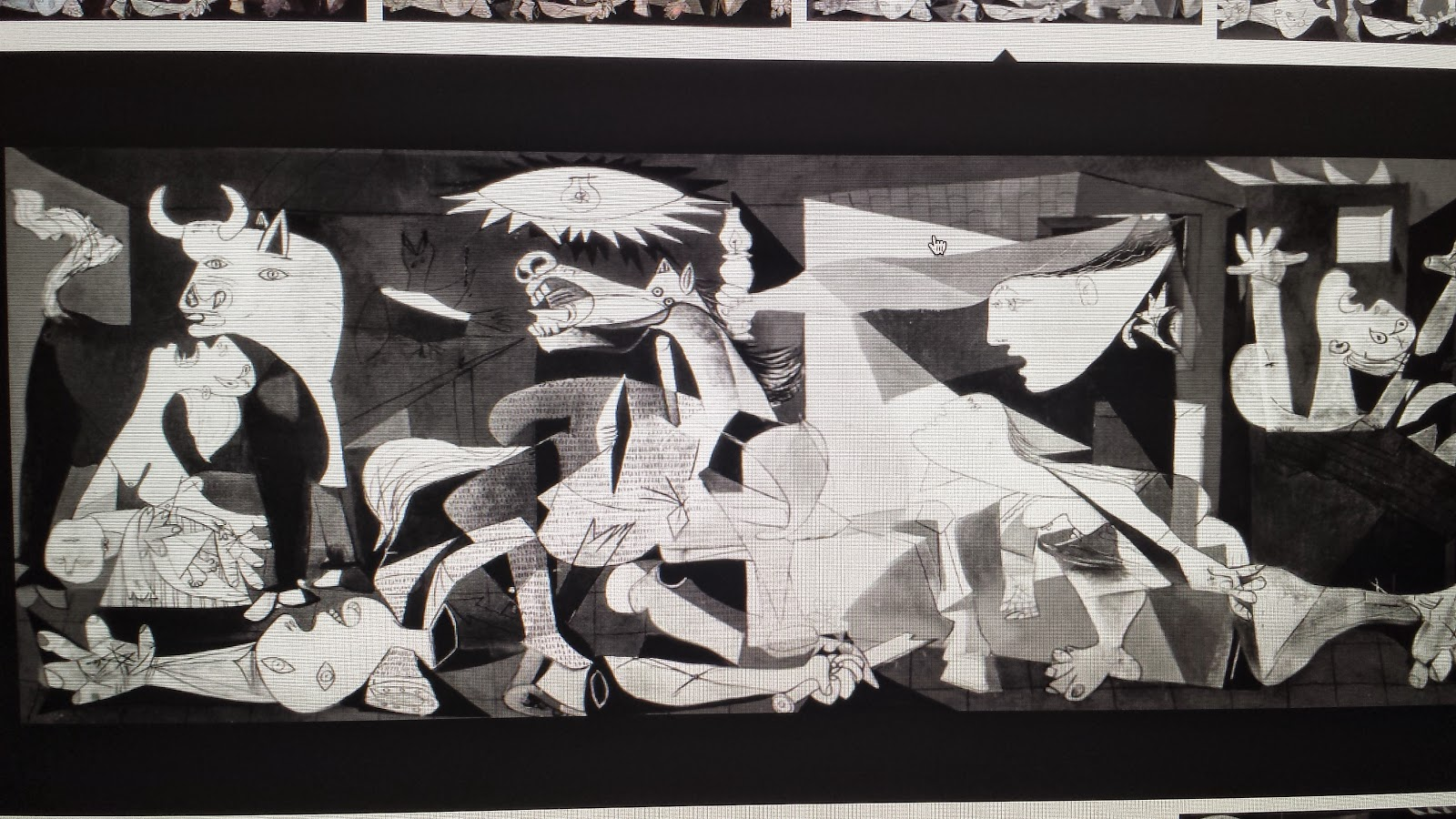 Humanities Period 4 Blog 3 Picassos Guernica