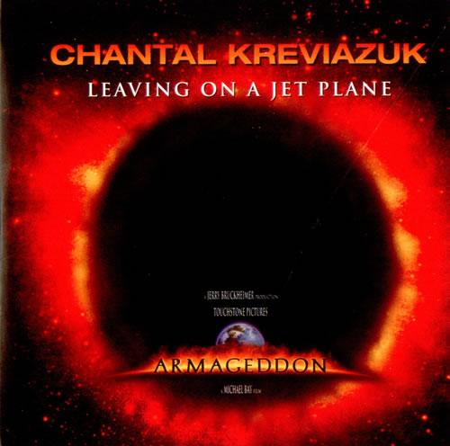 Lagu leaving on a jetplane