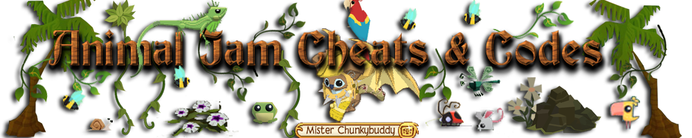 Animal Jam Cheats and Codes | Animal Jam Codes 2014 | Animal Jam News | Jamaa Legends