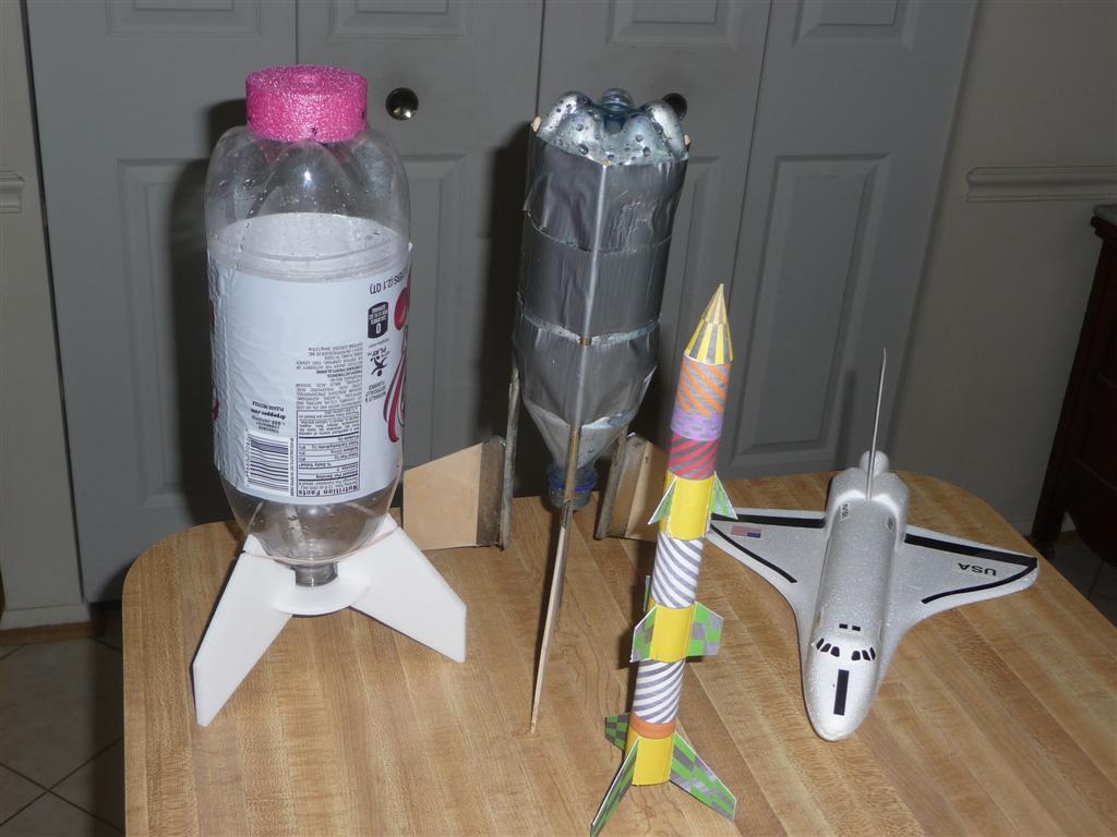 bottle rocket research paper