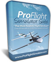 Pro flight simulator Suite