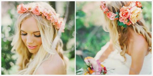 Flores Para Decorar Peinados De Novia