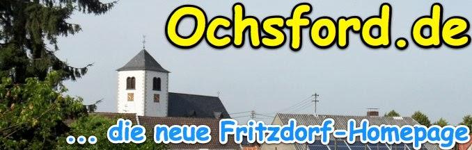 Ochsford.de - die neue Fritzdorf Homepage