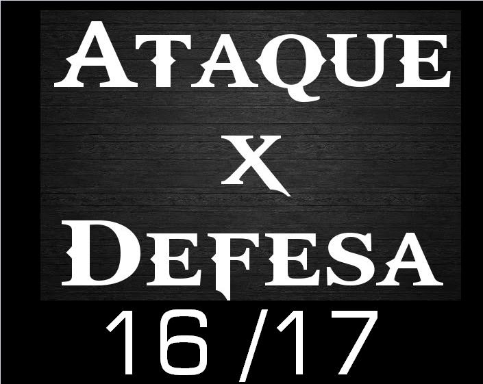 """""""Ataque x Defesa"""""""