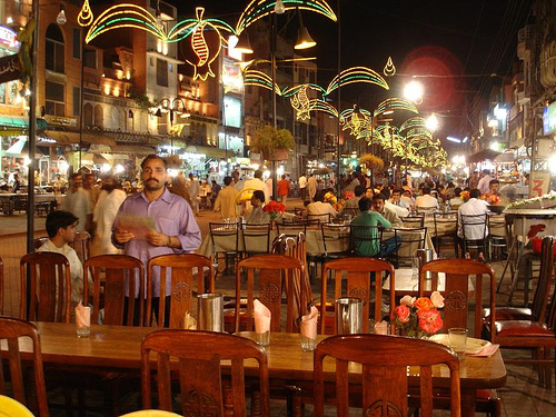 good dating spots in lahore