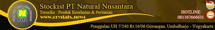 Situs Resmi Stockist PT Natural Nusantara