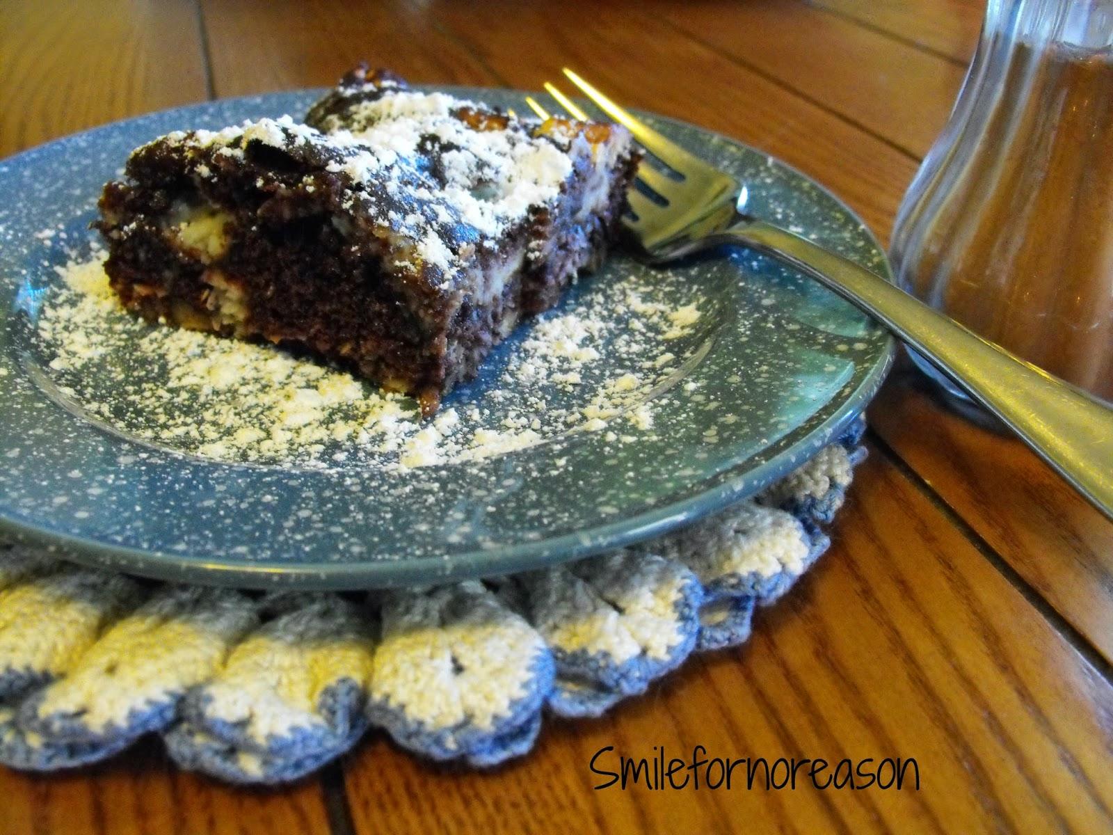 gluten free chocolate dump cake