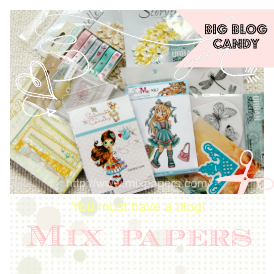 Mix Papers Candy