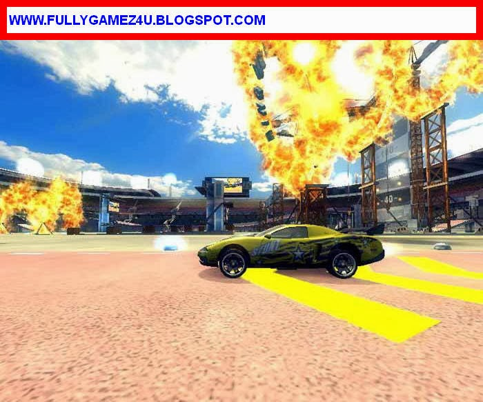 Download Flatout 2 Game 100% Working