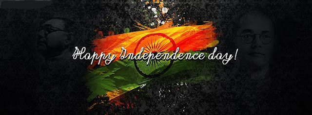 Happy independence India Facebook covers