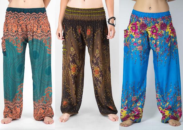 thai, thailand, harem pants, studio pants, beauty, art, artist, malinda prudhomme, toronto, toronto artist