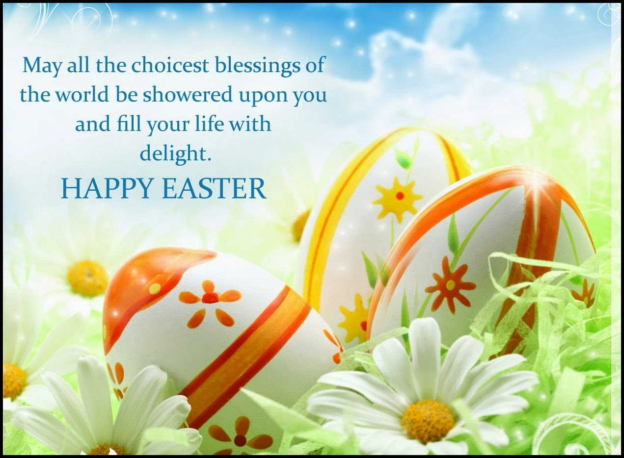 Happy Easter Day Sms Quotes Sayings Of Easter Day 2016 Easter