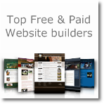 59 Free and Paid Instant website builders