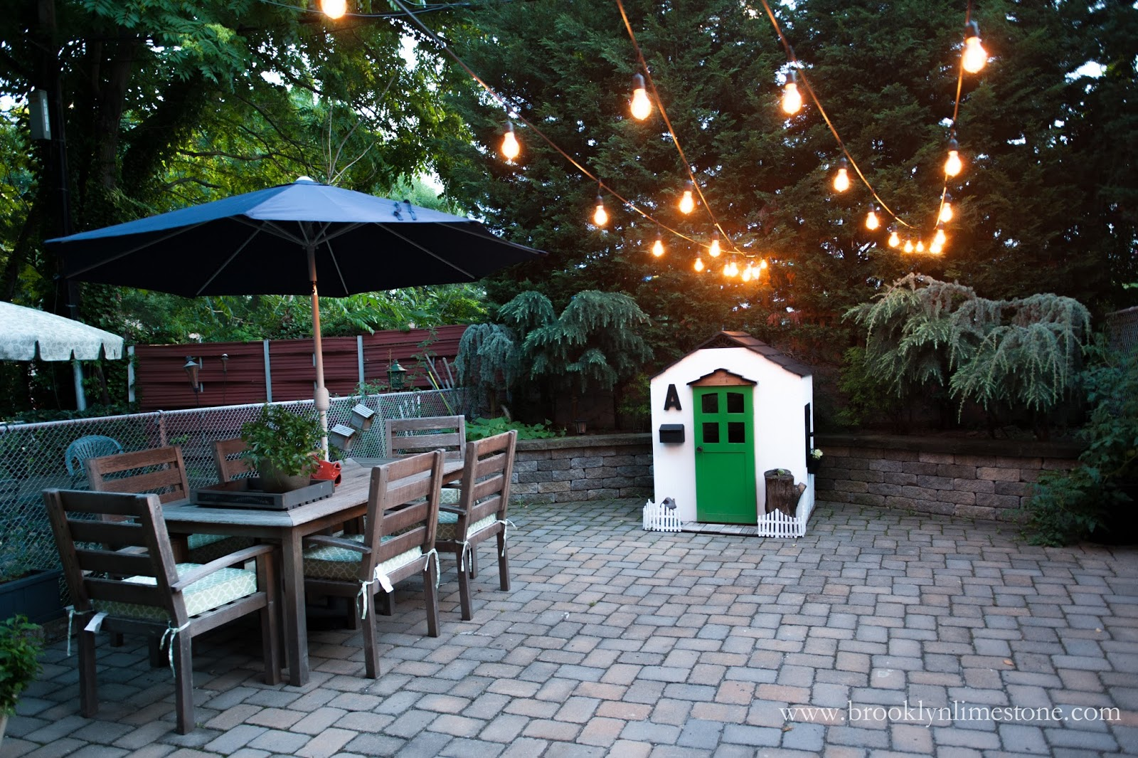 Monday, July 20, 2015. I Have Been Pinning And Pining For Outdoor String  Lights ...