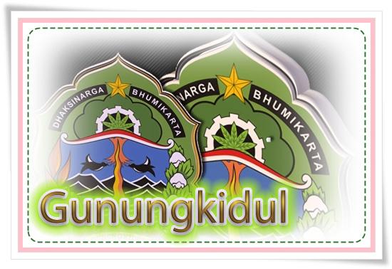 logo gunungkidul