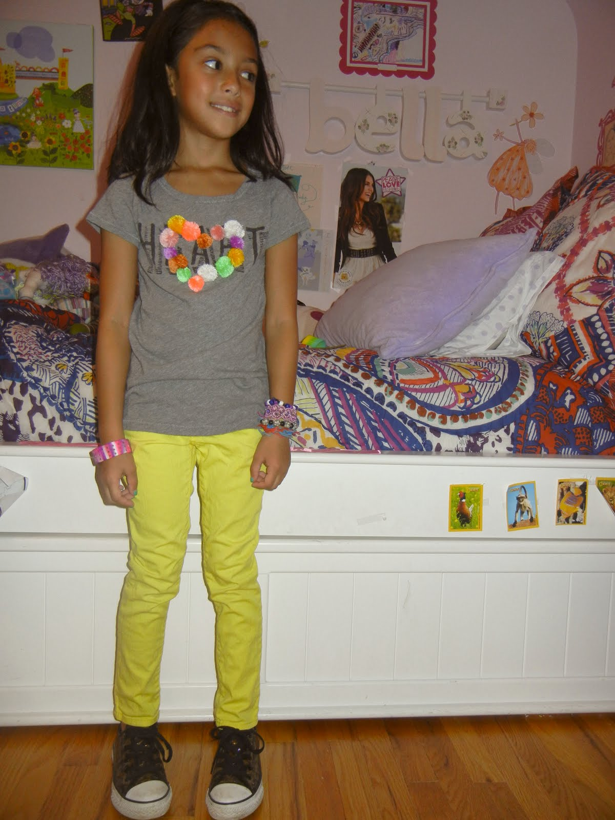 Skinny jeans for 8 year olds