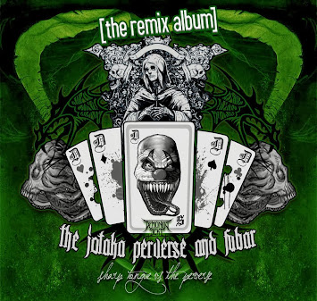 "Fubar & The Jotaka - ""Sharp Tongue vs The Perverse"" (Remix Album)"