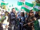Concentración Parlamento Andaluz (13.11.13).
