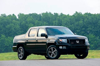 2014 Honda Ridgeline Redesign & Changes\