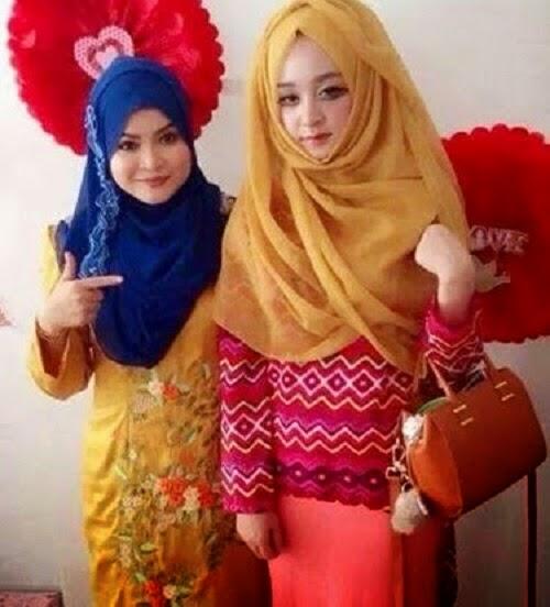Kecoh Semalam laman sosial dan ini Cerita sebenar di sebalik 3 foto gadis bertudung menyerupai Hantu Pocong