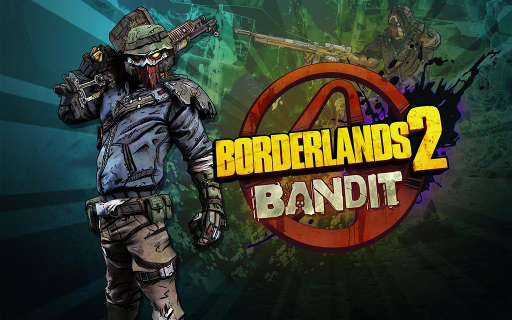 Borderlands HD & Widescreen Wallpaper 0.600324491473089