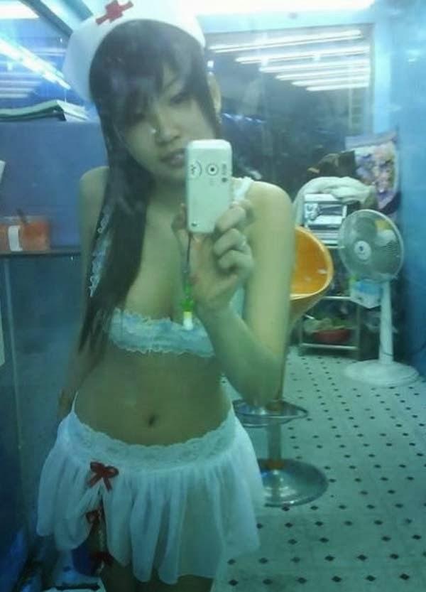 Seksi Genc Asyali Amator Resimler