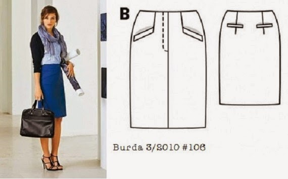 burda-3-2010-#106-pencil-skirt