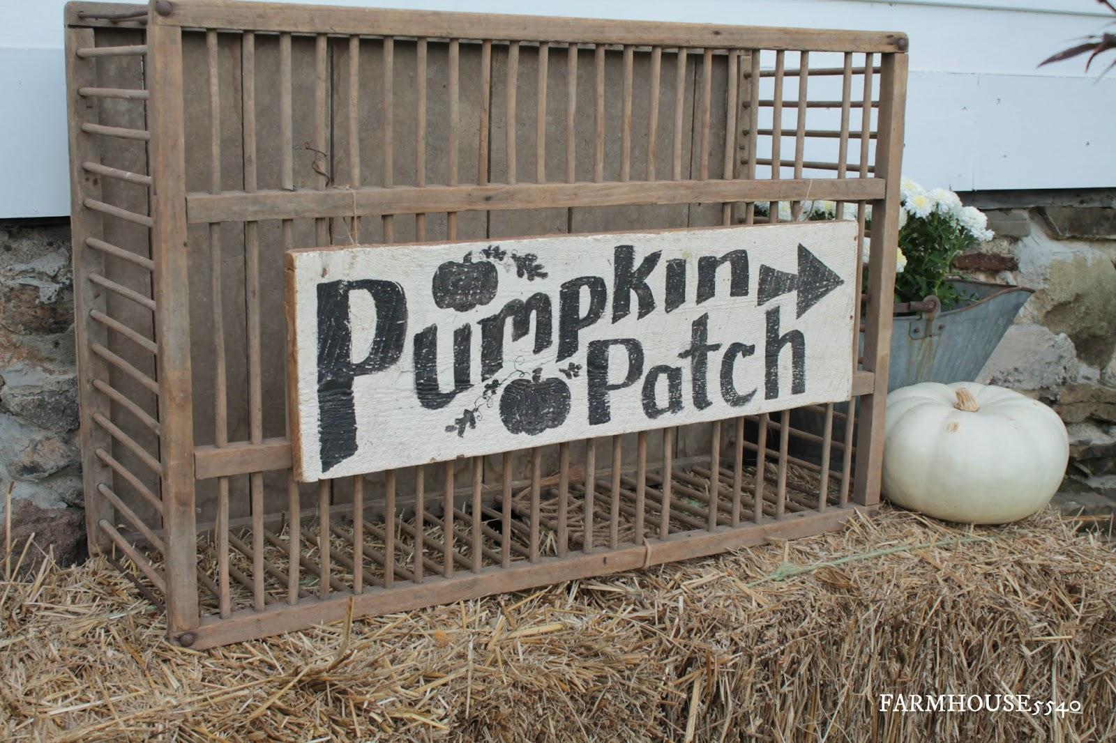 FARMHOUSE 5540 Farmhouse Autumn