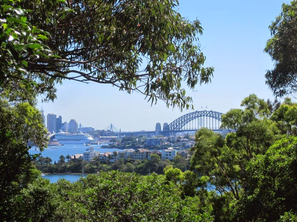 taronga zoo view