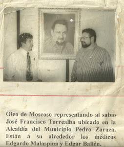 TORREALBA EN LA ALCALDÍA DE ZARAZA