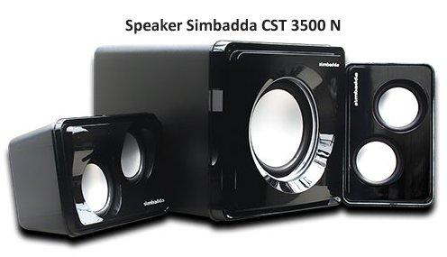 Harga Speaker Simbadda Aktif Murah CST Daftar Terbaru Bagus