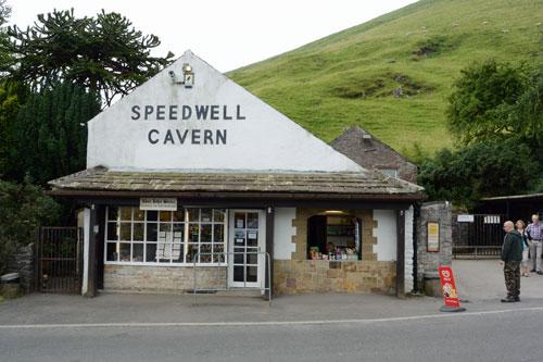 Speedwell Cavern, Derbyshire, UK