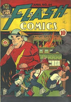 Flash Comics #64 cover pic