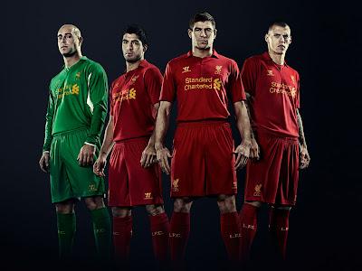 Daftar Pelatih Liverpool Sepanjang Masa